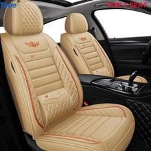 1 pcs car seat cover For mitsubishi pajero 4 2 sport outlander xl asx montero accessories lancer 9 10 carisma seat covers