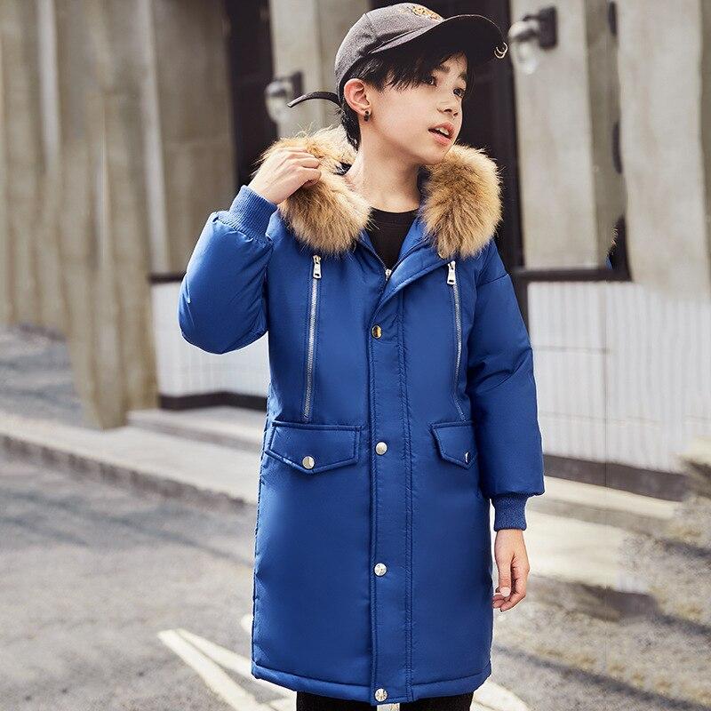 الأطفال سترة الشتاء السترات الاطفال الملابس 7 ألوان الشتاء ملابس للأولاد ملابس خارجية الشتاء أسفل معطف