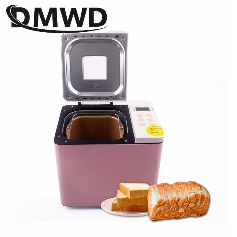 صانع الكيك الأوتوماتيكي متعدد الوظائف ، محمصة الخبز الذكية ، خلاط العجين ، آلة الآيس كريم ، آلة تخمير الزبادي
