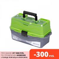 Ящик для снастей Tackle Box трехполочный