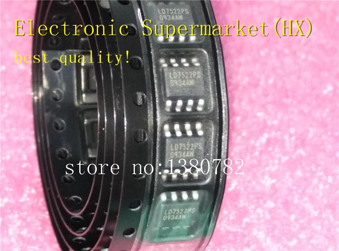 Free Shipping 100pcs/lots LD7522PS  LD7522  7522PS  SOP-8   New original In stock!