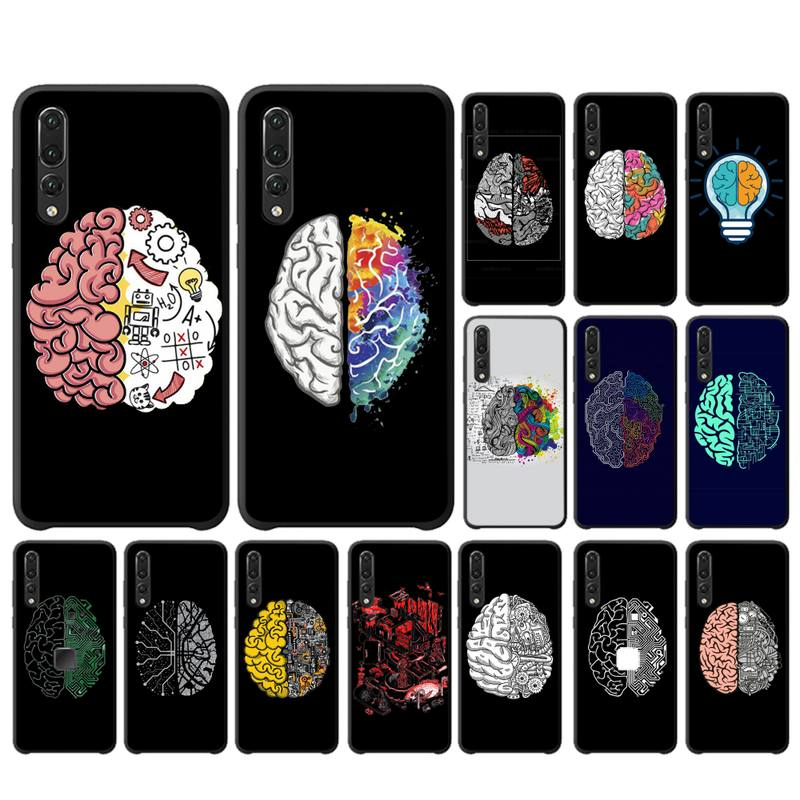 MaiYaCa Brain Test Tricky Puzzles Games Phone Case for huawei P 8 9 10 20 30 40 pro lite P9 lite 2019