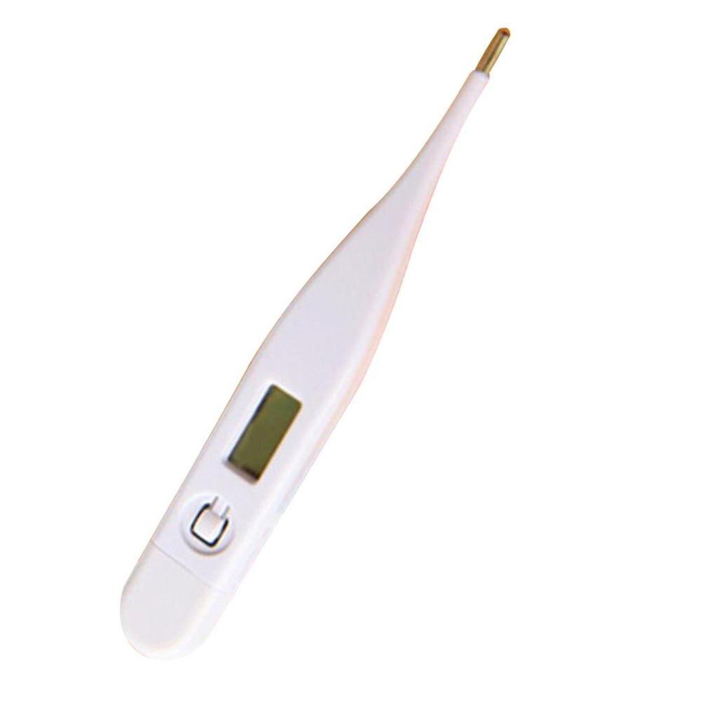 Termómetro Electrónico Universal para bebés y adultos, pantalla LCD Digital, medición de fiebre con alta precisión, detector de calor inteligente