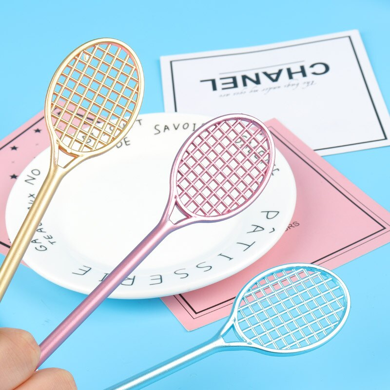 Pvc Badminton Racket Voor Kinderen Floam Stopverf Crème Model Klei Tool Diy Pluizige Slime Vorm Kristal Bodem Kit Clear Slime poeder
