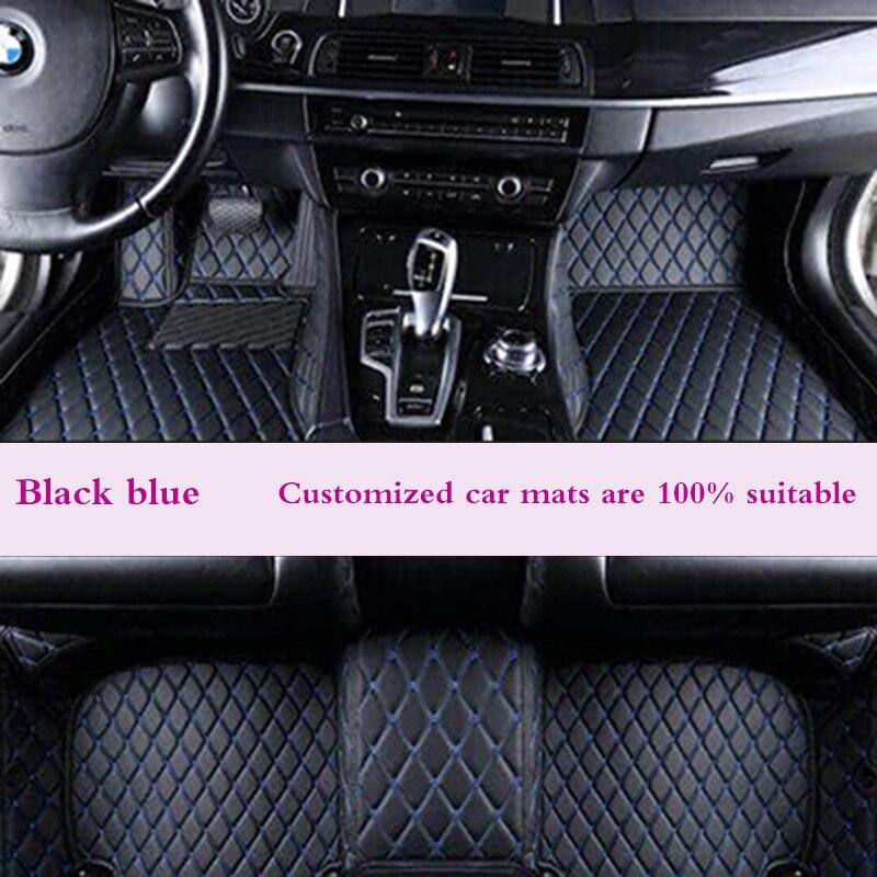 الحصير سيارة جلدية لأوبل جميع الموديلات Astra h j g mokka insignia Cascada corsa adam ampera Andhra zafira التصميم