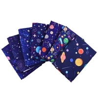 sewing clothes quilt fabric polyester fabric christmas celebration cloth printing textile crafts diy 50 140cm piecespiece