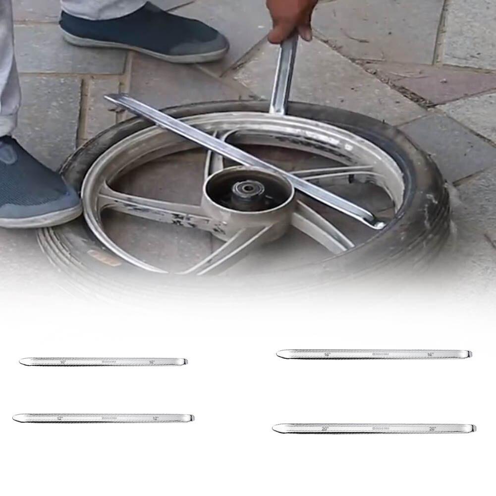 Trocador labor saving cromo vanádio aço ferramenta de reparo scooter elétrico ao ar livre pneu liso roda do cubo da barra alavanca anti explosão