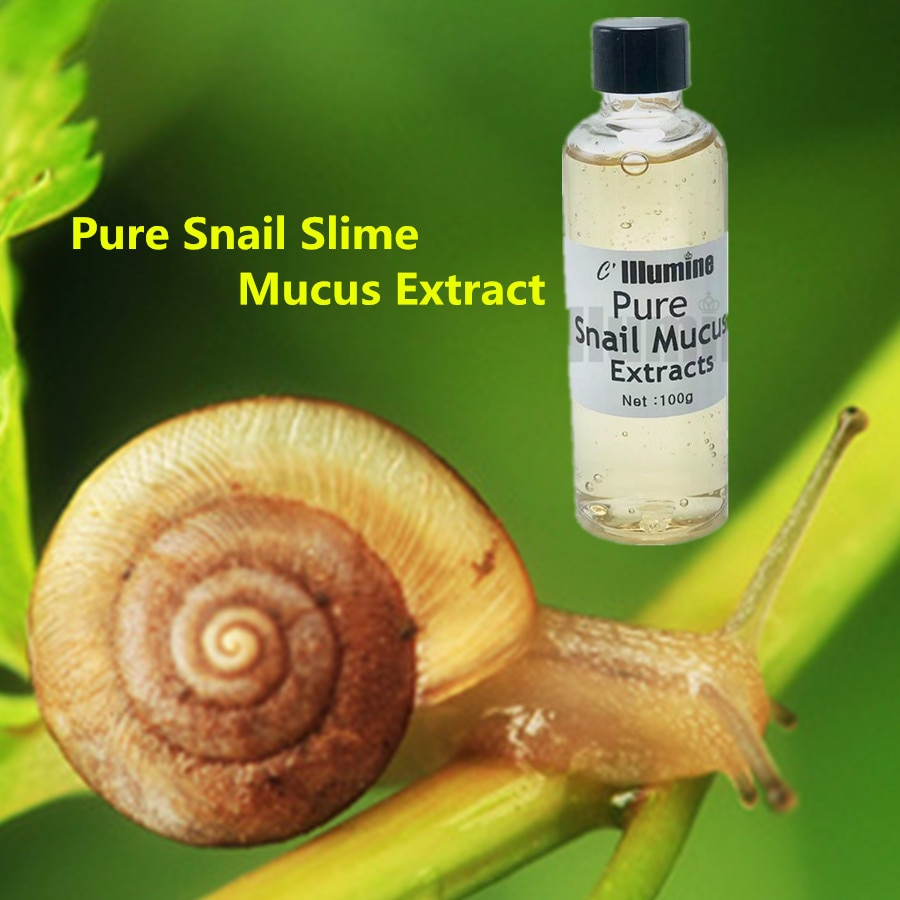Pure Snail Slime Mucus Same As Snail Crawling On The Face Treatment Beauty Salon Equipment