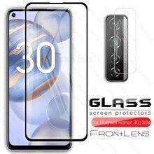 honor 30i glass steklo camera protectors for huawei honor 30s 30 s protective glass on honer 30 i i3