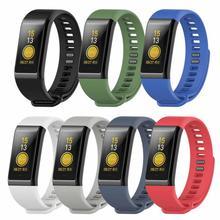 Bracelet en Silicone pour Xiaomi Huami Amazfit Cor A1702 bracelet de remplacement bracelet souple bracelet de montre accessoires de bracelet intelligent