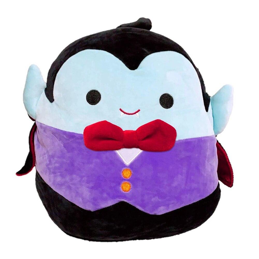 Плюшевые игрушки Kawaii Хэллоуин милый вампир Дракула мягкие пушистые игрушки обнимающая Подушка подарок для детей и взрослых 20 см