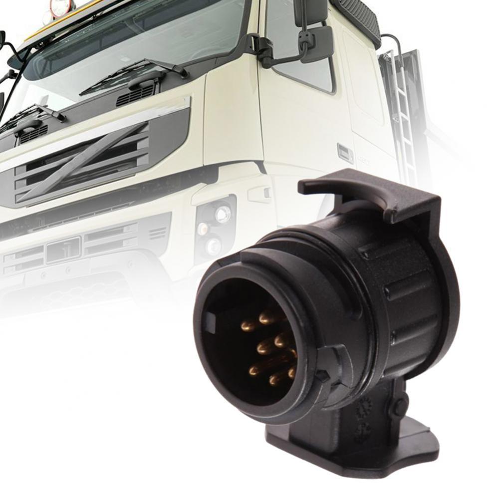 70% Лидер продаж! Разъем адаптера для автомобильного прицепа от 13P до 7P для транспортных средств европейского стандарта
