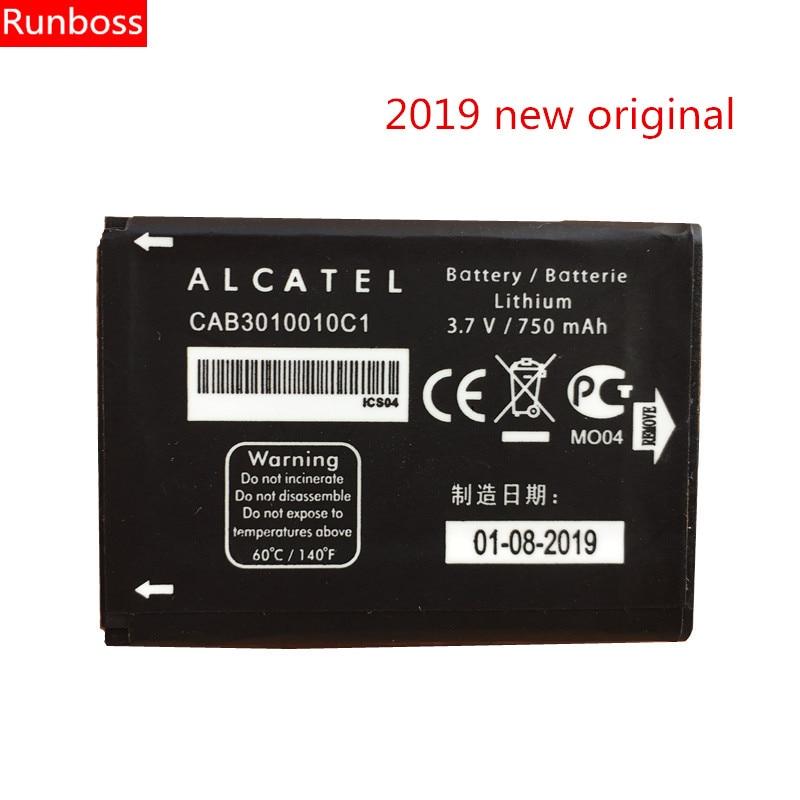 Baterii CAB3010010C1 dla ALCATEL OT-108 208 OT-109 OT-208 OT-209 OT-213 OT-223 OT-228 baterii telefonu komórkowego