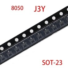 100 pièces SMD S8050 8050 J3Y NPN SMD Transistor SOT-23 nouveau Original