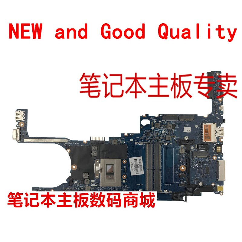 Suitable for HP 820 G3 HP720 G3 6050A2892301-MB-A01 notebook motherboard New and Good quality