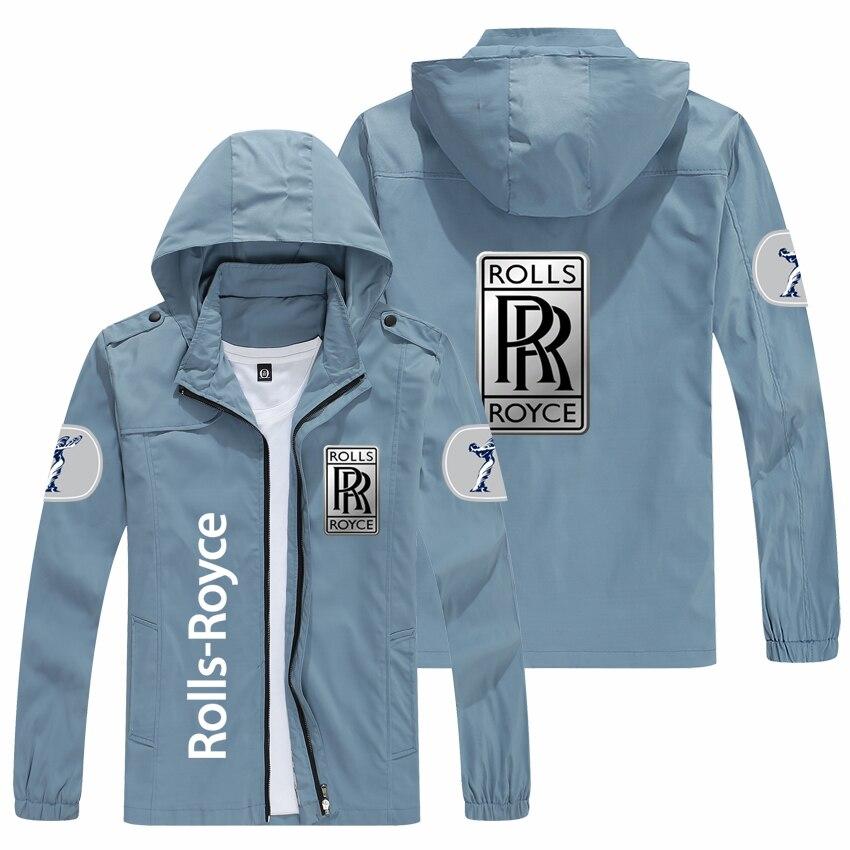 2021 primavera y verano moda chaqueta con cremallera para hombre de moda logotipo de coche de ocio ropa de club de coche al aire недорого