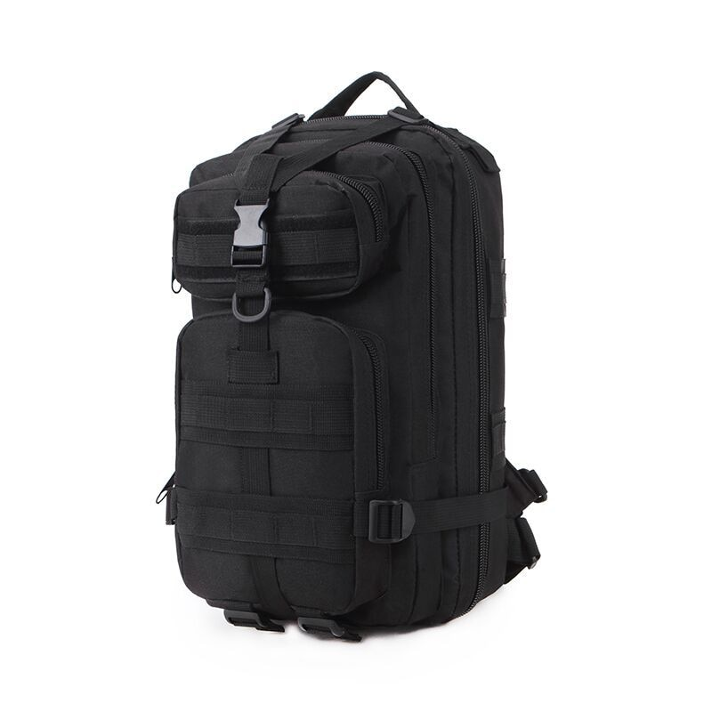 Outdoor Exercise Camouflage Mountaineering Hiking Shoulder Tactical Backpack Camping Travel Cross-Co