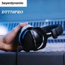 Beyerdynamic/ beyerdynamic DT770 PRO casques fermés denregistrement professionnel montés sur tête 250 ohms 80ohms 32ohms