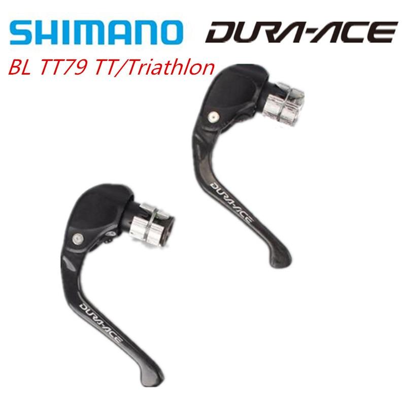 Shimnao Dura Ace BL TT79 TT/palanca de freno de carbono Aero bicicleta simple para derecha/izquierda