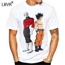 Jiren Vs Goku Limit Breaker T Shirt