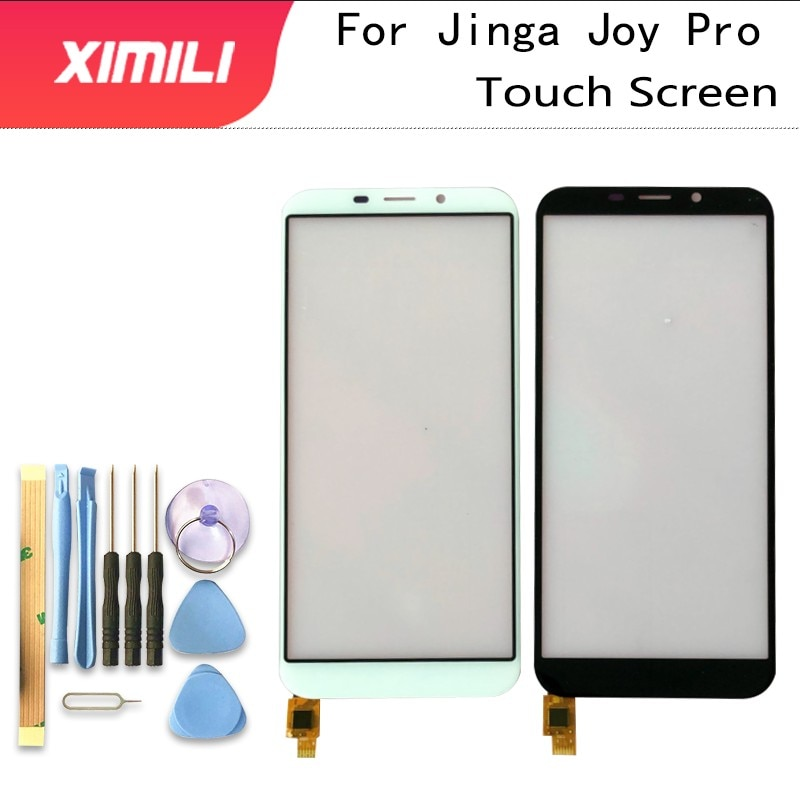 Tested Well 5.5'' Mobile Touch Screen Panel For Jinga Joy Pro Touch Screen Digitizer Sensor TouchScr