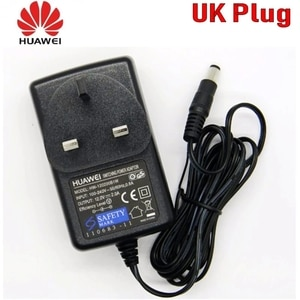 Original Huawei 100~240V 12V 2A 1A Switching Power Adapter for CPE Router Huawei B593 B315 B890 E5186 B525 B715 B612 Charger