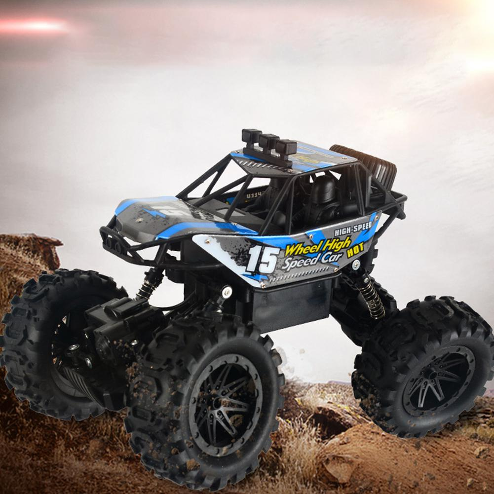 Kuulee Off-road Remote Control Vehicle 2.4G Wireless High Speed Car 1:14 Children Toy Model Car