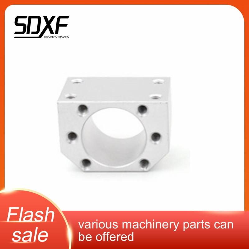 DSG32H soporte de montaje piezas CNC Ballscrew carcasa de tuerca apto para SFU3205 /3204/3210