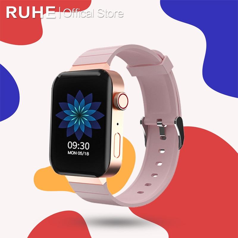 K70 Smart Watch Men Women Bluetooth Call Waterproof Dial Call Watches Heart Rate Monitor Tracker Sma