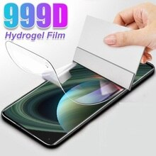9D Protective Hydrogel Film For Xiaomi Redmi 5 Plus 5A 4A 4X 6 6A S2 Screen Protector Redmi Note 4 4