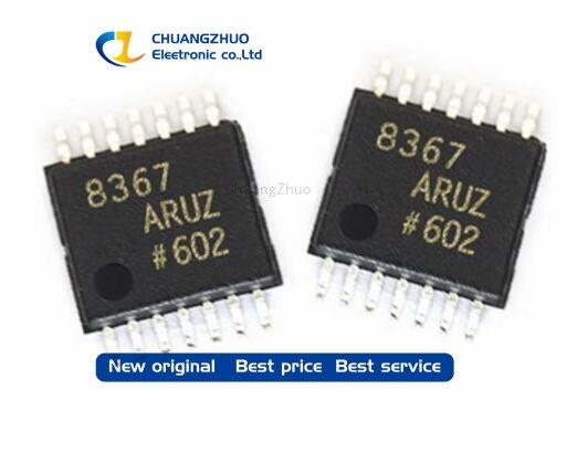 Novo CIRCUITO OPAMP VGA 1 AD8367ARUZ AD8367ARUZ-RL7 14 original TSSOP