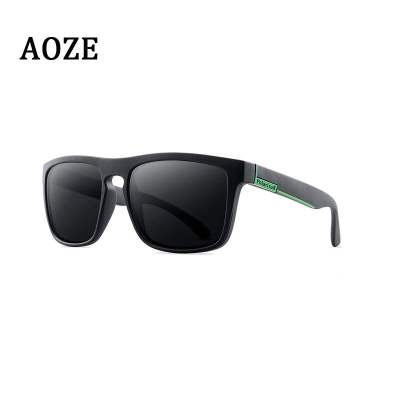 square classic vintage polarized sunglasses multicolored uv400 driving sunglasses fashion men woman