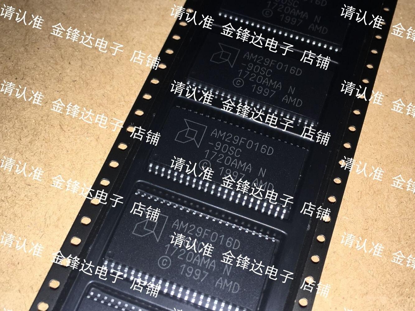 AM29F016D-90SF / D-70SF / B-90SC / D-70SI / D-90SC