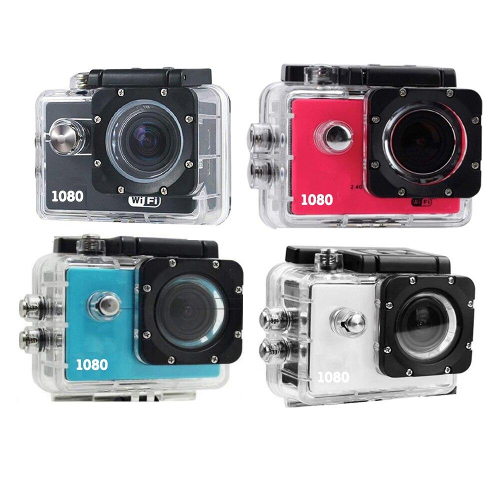 Go pro Sports camera 1080 gopro 360 cam acuatica bike stabilizer snow snowboard ski waterproof