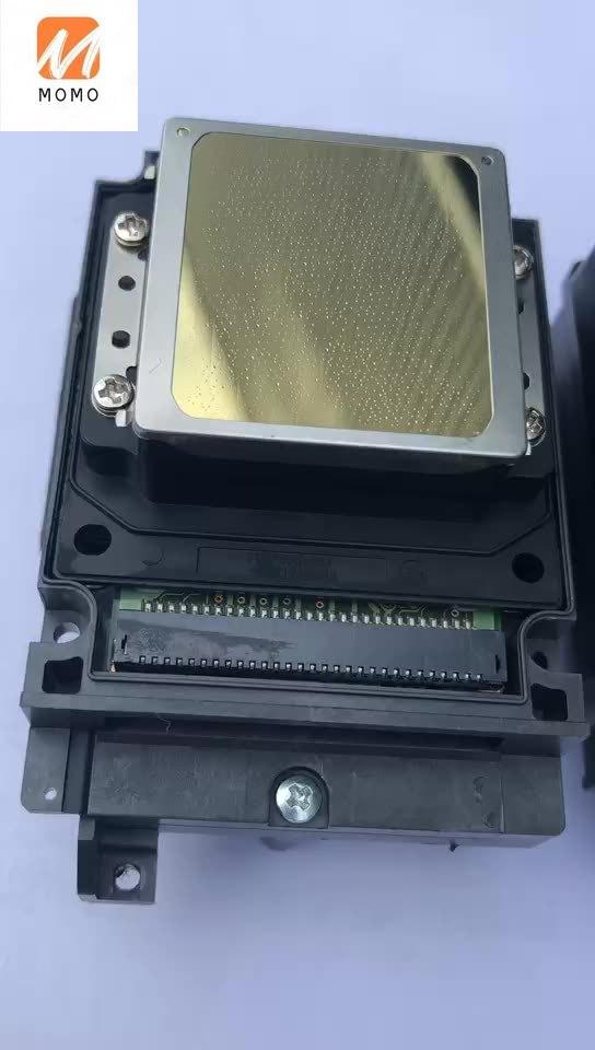 100% الأصلي TX800 رئيس F192040 الأشعة فوق البنفسجية رأس الطباعة لقطع غيار الطابعة الإيكولوجية المذيبة إبسون
