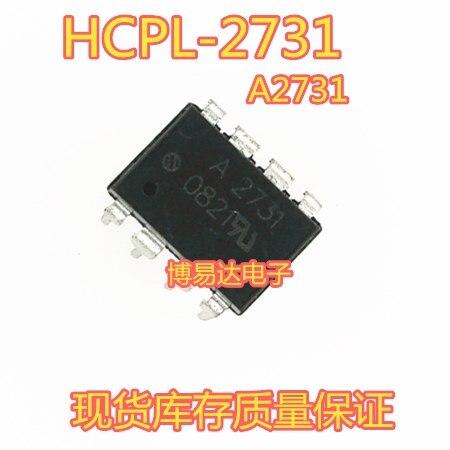 HCPL2731 DIP-8 F2731   A2731 HCPL-2731