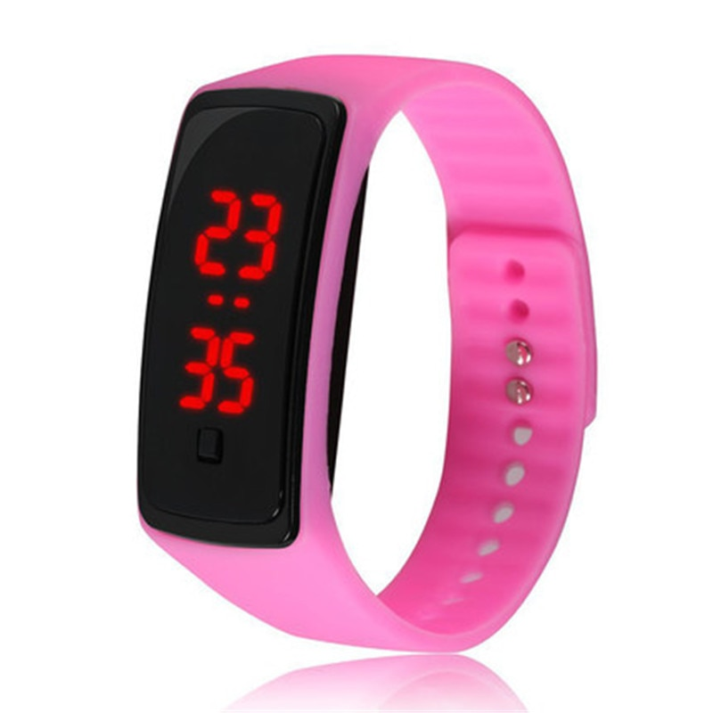 2021 explosion recommended  Bracelet two generation silicone electronic children's boys and girls sp