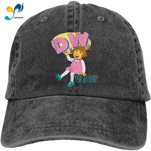 Arthur D.W. The Queen of Shade Cowboy Cap Baseball Hat Casquette Headgear