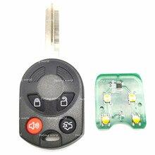 Datong Welt Auto Remote Key Für Ford Edge Escape Focus Lincoln 315 Mhz 4D 63 Chip Taste Auto Smart-Remote control Key
