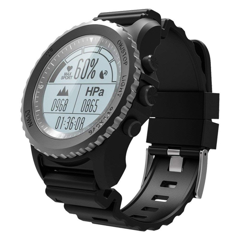 S968 Smartwatch Men Bluetooth Watch Smart Watch Heart Rate Monitor Sport Wristwatch Pedometer Swimming Men Outdoor Smartwatch