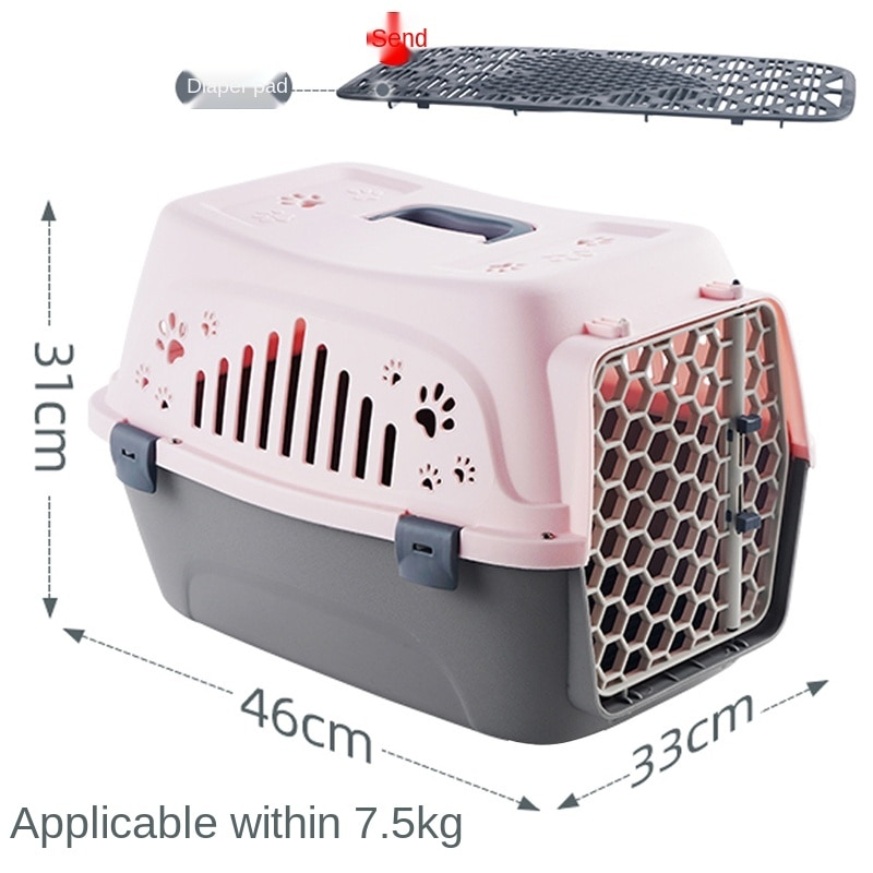 cat-bag-outdoor-portable-cat-space-capsule-pet-dog-dog-backpack-hand-luggage-flight-case-large-capacity-cage