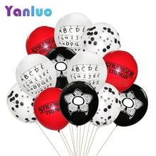 Ballons en Latex 10 pièces   Décorations de fête danniversaire pour enfant, réception-cadeaux pour bébé, fournitures de fête, ballons