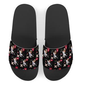 New Cartoon Nurse Women Slippers Custom pattern Home Slippers Summer Sandals Slides Women Shoes Flip Flops Sandalias Mujer