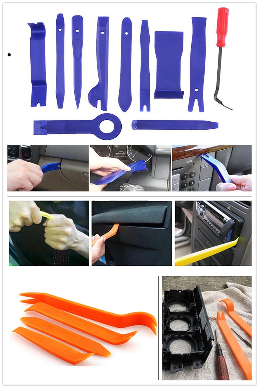 La puerta del coche de tablero de herramientas para Panel estéreo de reparación para Honda Jade FCV Crider NSX-GT N-un engranaje FCEV Skydeck P-NUT leyenda