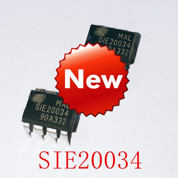 رقاقة وحدة الطاقة SIE20034, 1 قطعة-5 قطعة 100% جديد أصلي ، رقاقة IC رقاقة وحدة الطاقة DIP-8