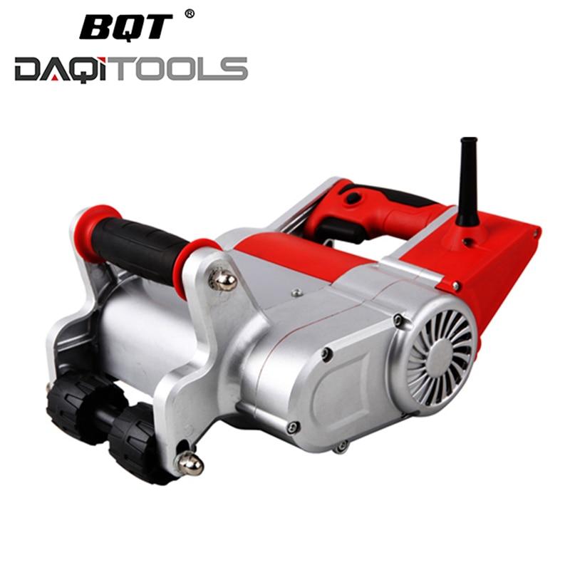 BQT-آلة قطع الطوب الخرساني الكهربائية المحمولة ، منشار أخدود الجدار ، شفرة 35 مللي متر