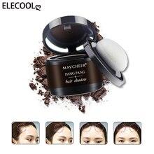 ELECOOL Hair Shadow Powder Hair Line Modified Repair Hair Shadow Trimming Powder Makeup Hair Conceal