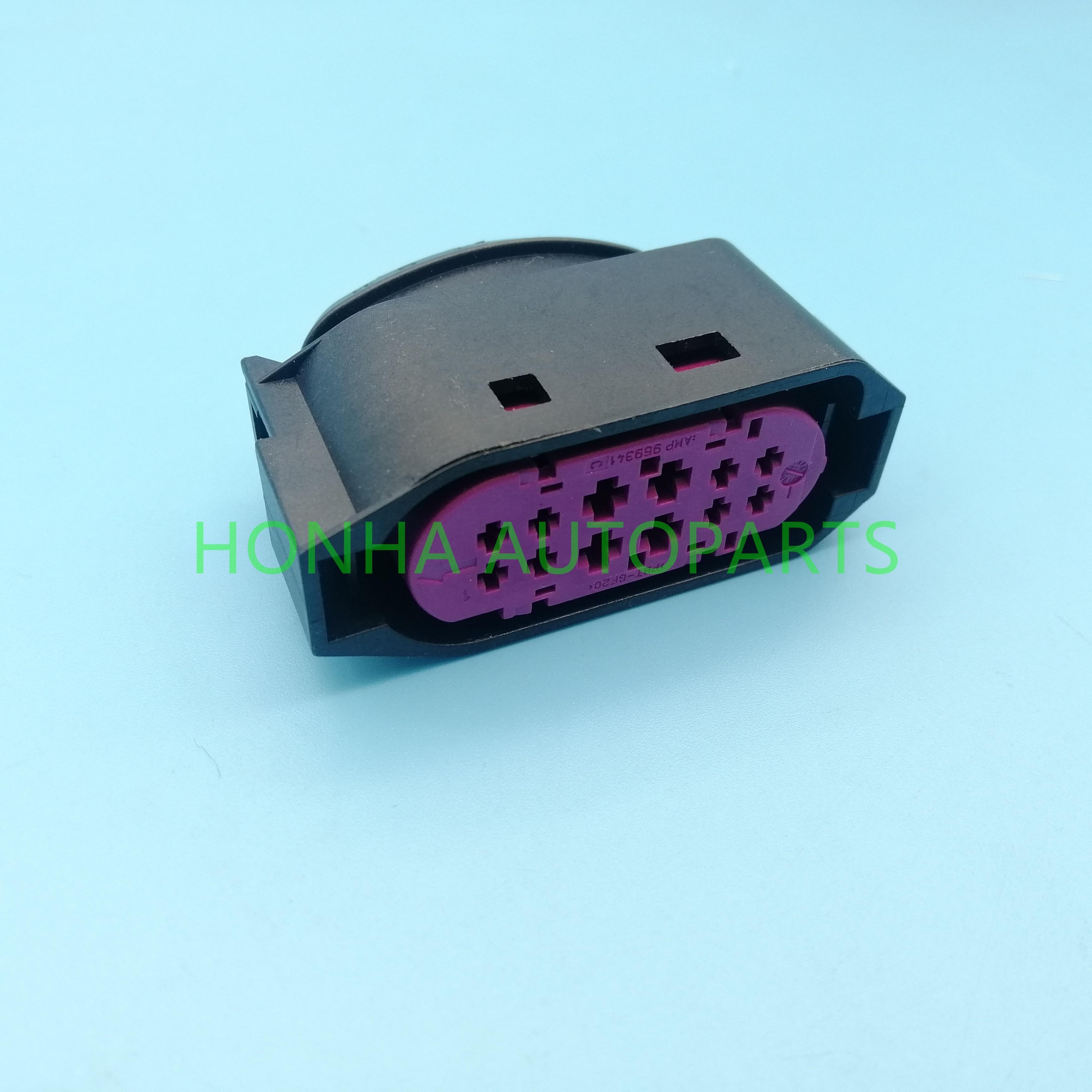Original 12 pin coche lane apoyo LC conector de clavija de faro macho 1J0941165 1J0 941, 165