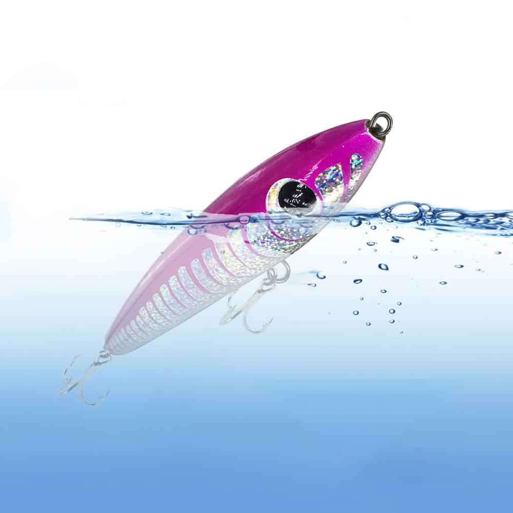 topwater wobblers pesca de madeira gt atum