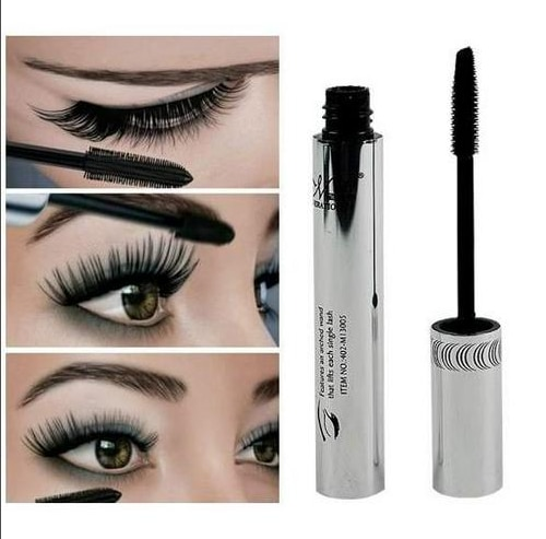 Maquillaje Profesional de gama alta de moda rímel negro resistente al agua pestañas gruesas rizadas longitud extendida engrosamiento TSLM1
